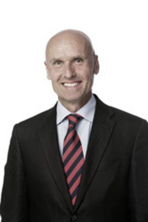 Advokat Hans Östberg.