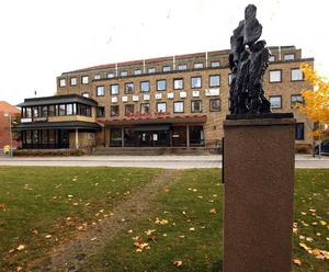 Gävle kommun bekräftar att det har kommit in en intresseanmälan om att göra en planändring för Folkets hus.