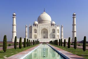 Taj Mahal ska få en skönhetsbehandling för rätt lyster.