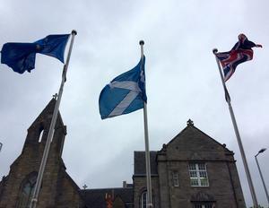 Blir det Skottland som håller kvar i Storbritannien i EU?