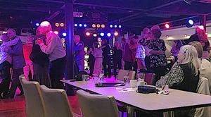 Ett gäng glada SPF:are från Dala-Husby, Säter, Stora Skedvi, Hedemora och Avesta har varit på danskryssning till Åland.
