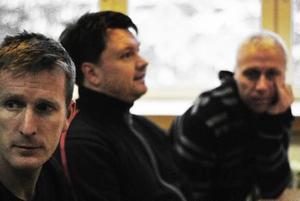 GÄVLEBAND. David Berjlund, Ronny Grubb och Bengt Westin i Ismael.