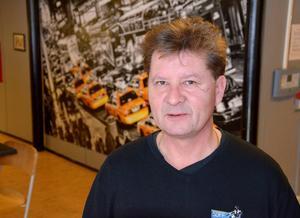 Lennart Lummi, styrelseledamot SDFF.