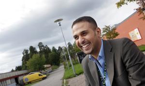 Med fler praktikplatser skulle det bli en bättre integration, anser Wisam Mohamed.