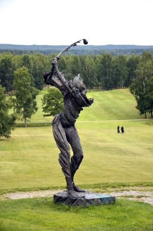 Landets vackraste golfbana? Av den åsikten är i alla fall många av de aktiva spelarna i Kumla Golfklubb.
