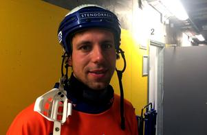 Per Hellmyrs är nöjd med Bollnäs start och insatser mot tippade topplagen Västerås och Sandviken.