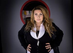 Sarah Dawn Finer. Ute på turné med sina favoriter bland julsånger och en hel del annat kärt material.