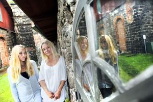 Catarina Fagerlund och Maria Pettersson-Fängström är mycket intresserade av bland annat mindfulness och meditation. Idén om att göra en alternativ hälsomässa kom i våras och nu har intresset för den blivit så stort att den kan komma att bli regionens hittills största mässa.