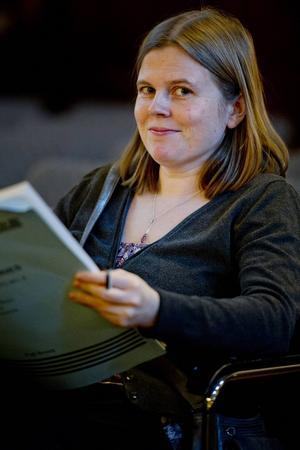 Britta Byström.