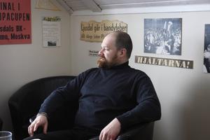 Magnus Persson.