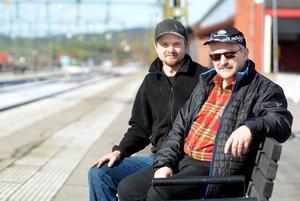 Mittidés Björn Almqvist och Kjell Svedman tror det finns behov och intresse av en uppfinnarförening i Ånge kommun.
