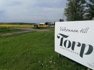 Platsen för Torpkonferensen. FOTO: Josef Sjöberg