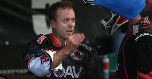 Indianernas danske stjärna Kenneth Bjerre har hunnit fylla 35 år, men har ändå inte gett upp drömmen om att en dag bli världsmästare i speedway.