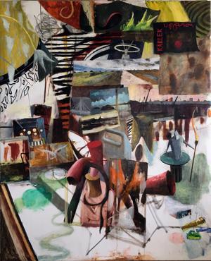 Bo Ljungs målning