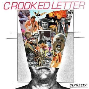Skivomslaget till Crooked Letters