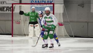 Henrik Kjellssons matchstraff var helt klart matchens stora snackis.