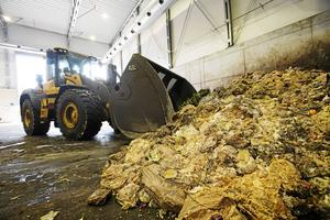 Biogas av matavfall är en fantastisk möjlighet för en cirkulär ekonomi, skriver artikelförfattarna. /FOTO: Erik Wikström