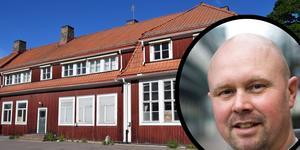 Stefan Nätz vill se ett seniorboende i Torsång.
