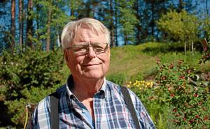 Olle Nilson kom till Enåker 1977. Foto: SA arkiv
