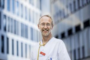 Jonas Ludvigsson jobbar på barnkliniken i Örebro och som forskare på Karolinska i Stockholm.