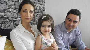 Ali Omumi, en uppskattad medarbetare på ABB, fick lämna landet tillsammans med frun Negar Niknam Maleki och dottern Hanna, när arbetstillståndet inte förlängdes i somras.