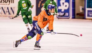 Christian Mickelsson fortsätter att leverera mål för Bollnäs GIF.