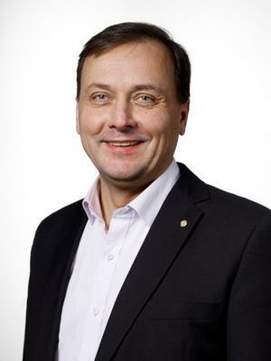 Jan Pettersson, programchef för Elvägar på Trafikverket. Foto: Trafikverket