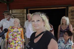 Författaren Ingrid Elfberg har rötter i Jämtland och Härjedalen.