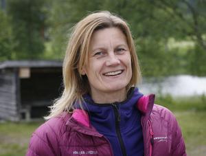 – Här är min plats på jorden, säger Marlene Åslund som hoppas fler ska få uppleva detta.