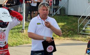 Mikael Teurnberg gillade konceptet dubbelmöte och att ha sina förare på plats i flera dagar.