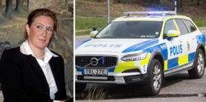 Carina Sándor, Ersättare i riksdagen och ordförande för Liberalerna Skinnskatteberg (L).