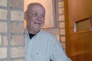 Sedan 1995 bor han och Daga i radhuset på Jakobsberg.