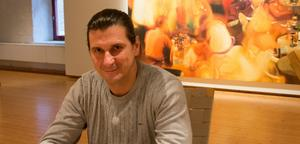 Aldin Popaja är en av fyra