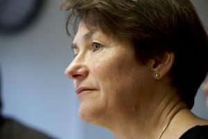 Birgitta Sacredeus (KD), landstingspolitiker. Foto: Claes Söderberg