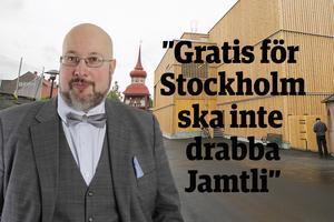 Det här är en ledartext av Patrik Oksanen, tf politisk redaktör på Östersunds-Posten (C).