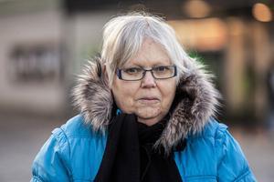 Kristina Söderberg minns när konserthuset fick utrymmas på 70-talet i Hallstavik.