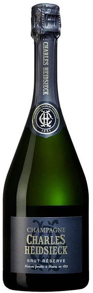 Charles Heidsieck Brut Réserve - årets champagne.