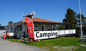 Campingen gick i konkurs förra sommaren.