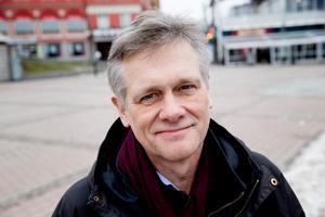 Efter fyra år slutar Anders Lerner  som direktör för Västerås stads kultur-, idrotts- och fritidsförvaltning sista april. Foto: Paola N Andersson