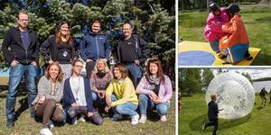 Camp Hälsingland är ett samarbete mellan fritidsgårdarna i Söderhamn, Bollnäs, Ovanåker, Ljusdal och Hudiksvall.