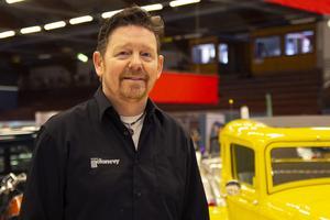 Christer Edströms, arrangör Motorrevyn.