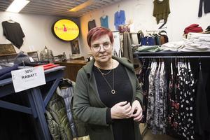 Ellinor Ekberg stänger Tant Gredelin.