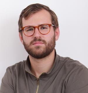 Gabriel Andersson kommunikatör och tillförordnad samordnare turism i Skinnskatteberg.