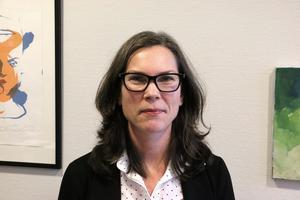 Oppositionsrådet Anna Ahnér (S).