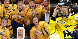 FOTO: CHRIS TANOUYE / HHOF-IIHF IMAGES och Erik Boström