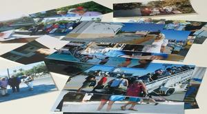 Resorna har resulterat i mängder av minnen - och fotografier.