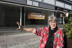 Det var när Marianne Westberg upptäckte att en butikslokal på Storgatan höll på att tömmas som hon kontaktade hyresvärden för att diskutera sin idé.