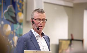 Göran Wigert tror inte det blir några problem att rekrytera en ny ekonomichef.