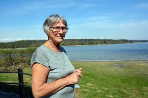 I ungefär 30 år var Anita Landén aktiv inom demensföreningen i Örnsköldsvik.