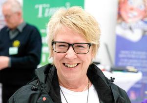 Ewa Lindstrand är nöjd med satsningen och menar att husen behövs i Timrå kommun.